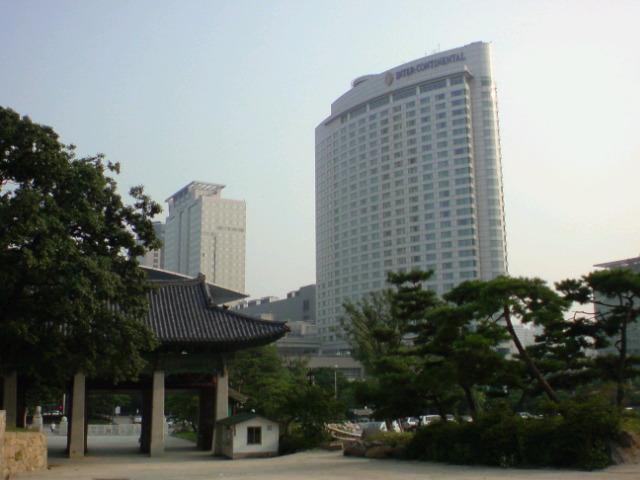 韓国滞在最終日